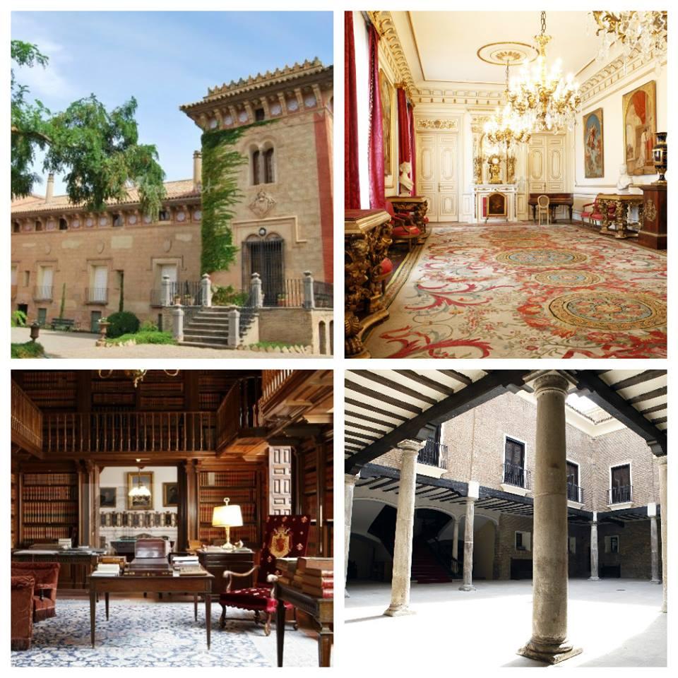 Visitas teatralizadas al palacio de los duques de for Casa de los azulejos villahermosa